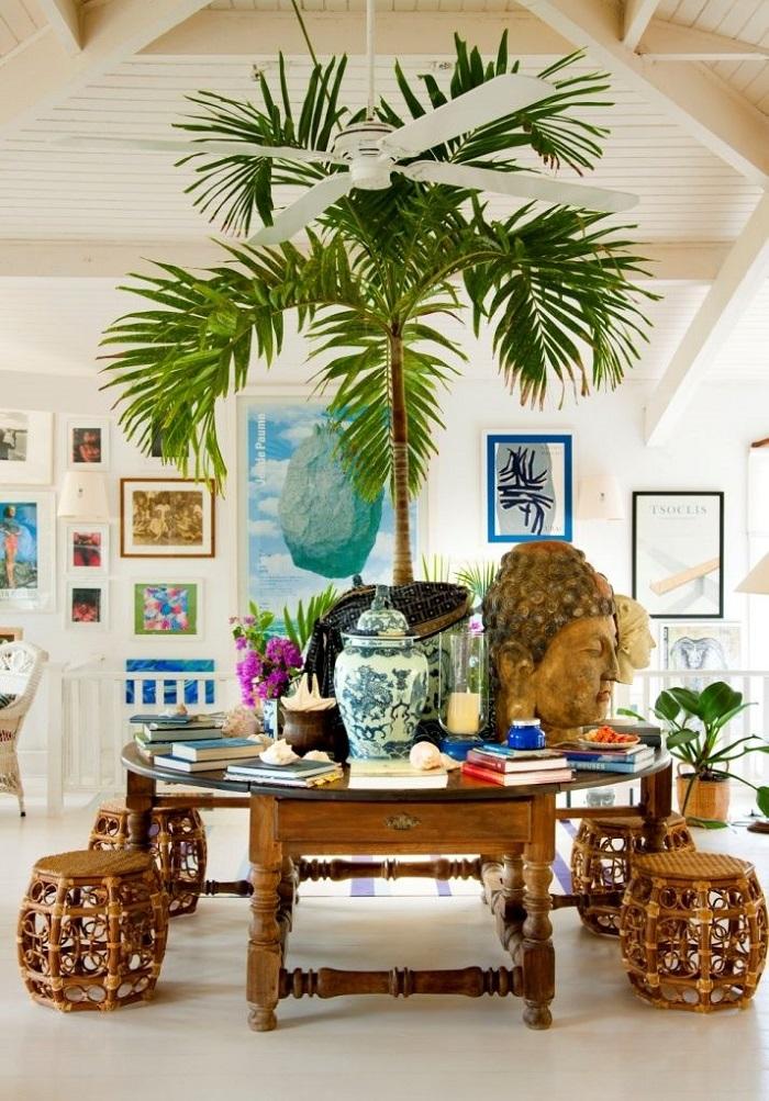 Decoración tropical: confort y relax al alcance de tu mano