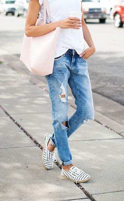 alpargatas moda verano calzado estilo