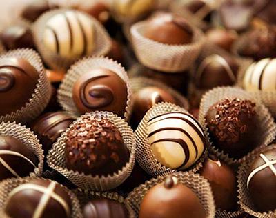 chocolate bombones alimentacion salud
