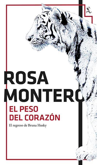 el peso del corazon rosa montero novela ciencia ficcion lectura recomendada literatura verano