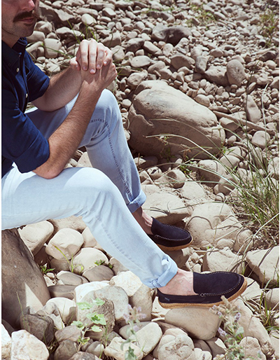 gaimo hombre calzado español zapatos