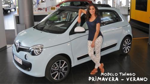 Descubre el nuevo Renault Twingo con Hiba Abouk y llévate una sesión de estilismo