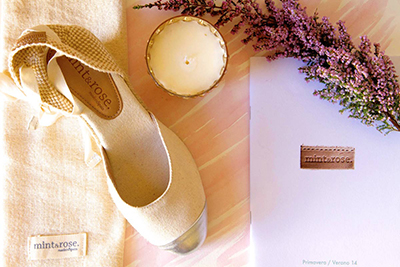 mint&rose alpargatas zapatos españoles