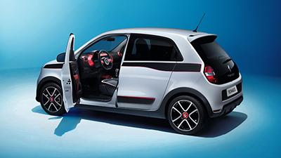 nuevo renault twingo vehiculo modelo coche