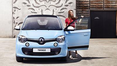 renault nuevo modelo twingo 2015