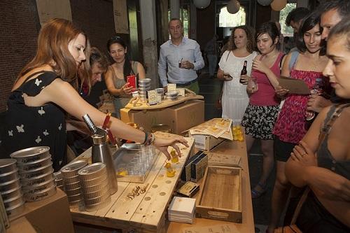 big food dimad matadero evento gastronomia diseño