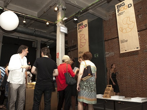 evento big food dimad madrid gastronomia diseño