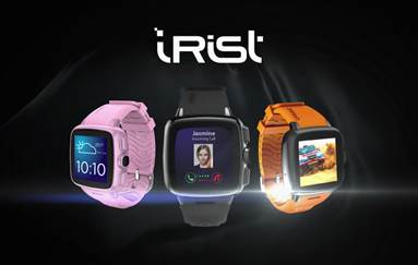 INTEX presenta un nuevo producto: iRist, un reloj con SIM incorporada