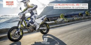 Schibsted Motor Awards moto