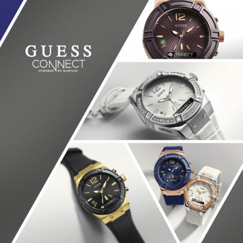 coleccion guess connect