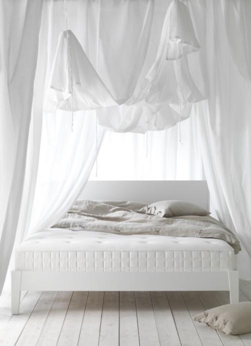 dormitorio ikea comodo colchon descanso reparador mejor canape ergonomico