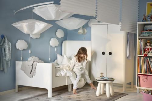 habitacion niños catalogo IKEA 2017