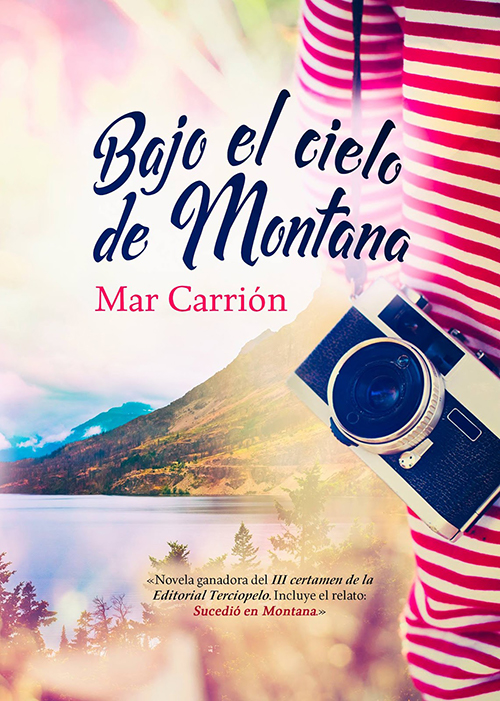 bajo el cielo montana mar carrion