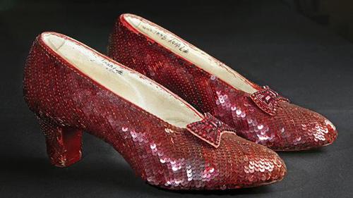 zapatitos Dorothy