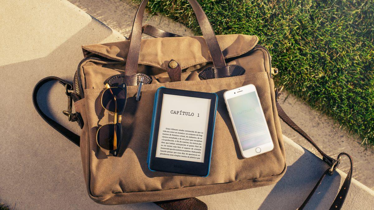 Nuevo Kindle, ahora con luz frontal ajustable