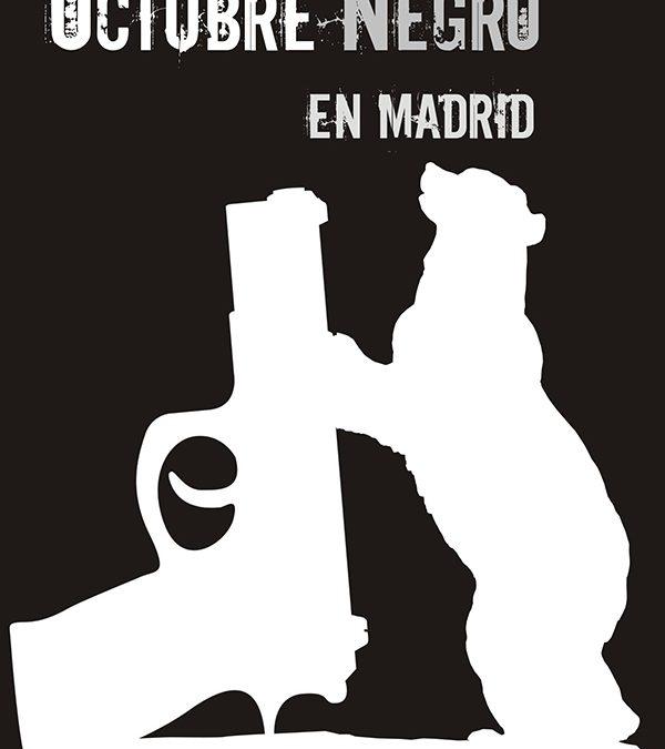 Nace el Festival Literario Octubre Negro en Madrid que reunirá a los mejores escritores del género