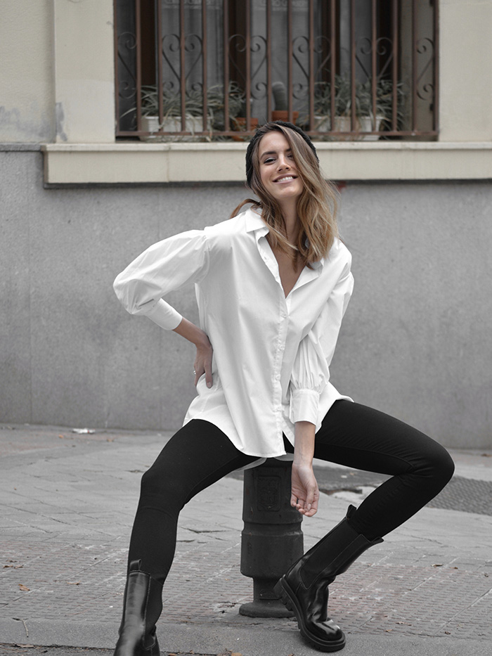 camisa chelsea básica