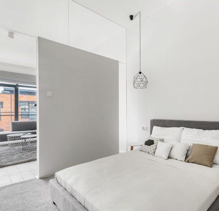 Cómo decorar un dormitorio de matrimonio pequeño