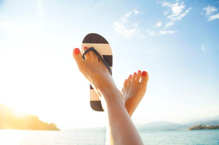 Cleopatra, la crema natural para lograr tener unos pies bonitos en verano